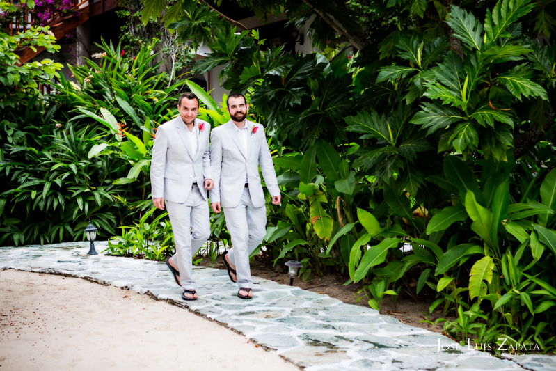 Placencia Belize Wedding |  Chabil Mar Boutique Resort | Jose Luis Zapata Photography (7)