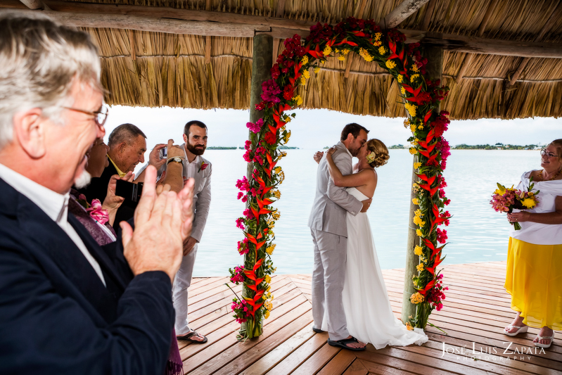 Placencia Luxury Belize Wedding |  Chabil Mar Boutique Resort | Jose Luis Zapata Photography (13)