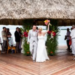 Destination Wedding at Chabil Mar Resort, Placencia, Belize | Jose Luis Zapata Photography