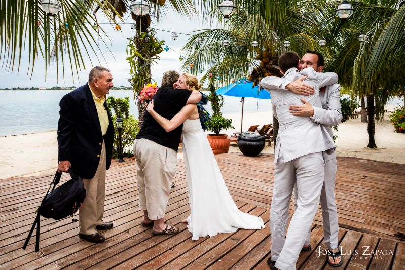Placencia Belize Wedding |  Chabil Mar Boutique Resort | Jose Luis Zapata Photography (15)