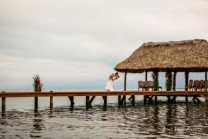 Placencia Luxury Belize Wedding Chabil Mar Boutique Resort