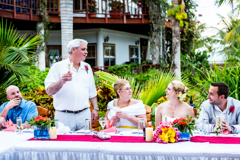 Placencia Belize Wedding |  Chabil Mar Boutique Resort | Jose Luis Zapata Photography (28)