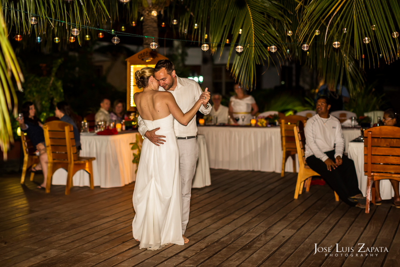 Placencia Luxury Belize Wedding |  Chabil Mar Boutique Resort | Jose Luis Zapata Photography (31)