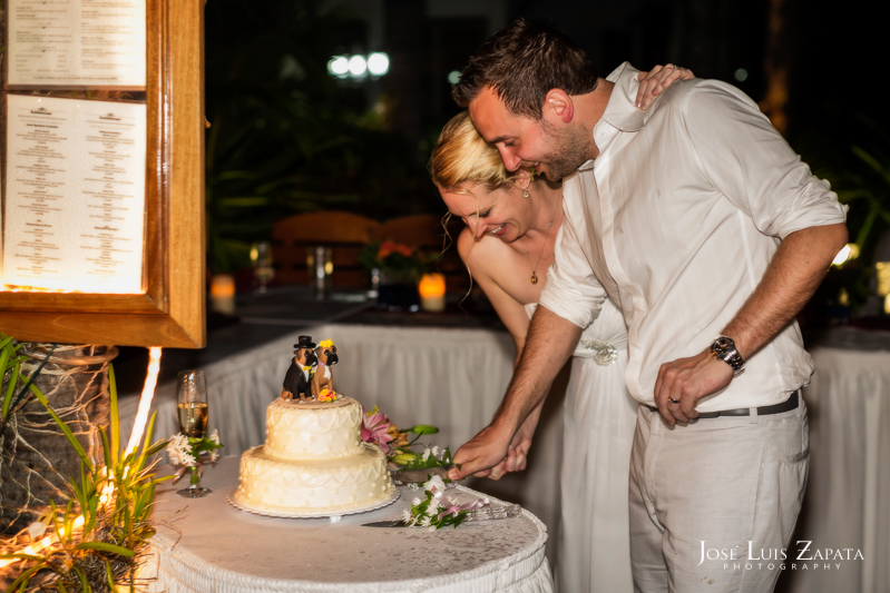 Placencia Luxury Belize Wedding |  Chabil Mar Boutique Resort | Jose Luis Zapata Photography (37)