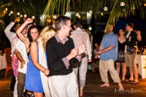 Destination Wedding at Chabil Mar Resort, Placencia, Belize | Jose Luis Zapata Photography