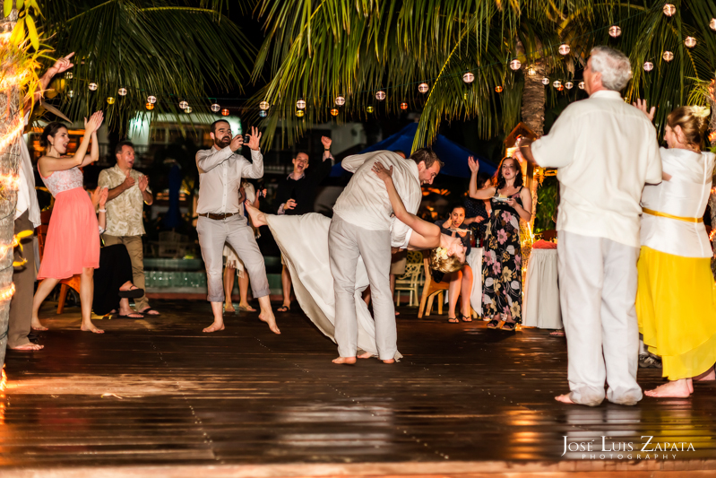 Placencia Belize Wedding |  Chabil Mar Boutique Resort | Jose Luis Zapata Photography (40)