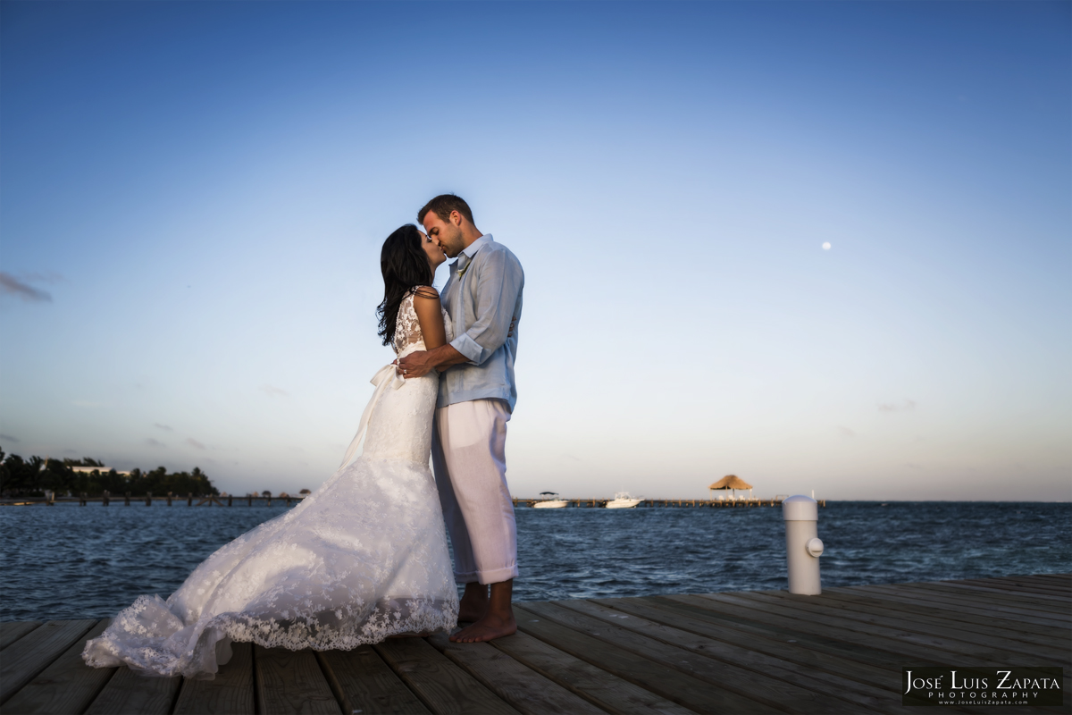 Wataview Vacation Home Belize Beach Wedding