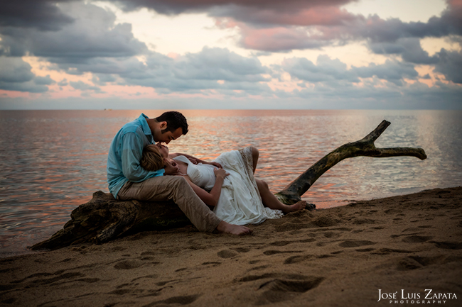 Trash the Dress Destination Wedding at Hamanasi Resort, Hopkins Village, Belize Wedding Photographer