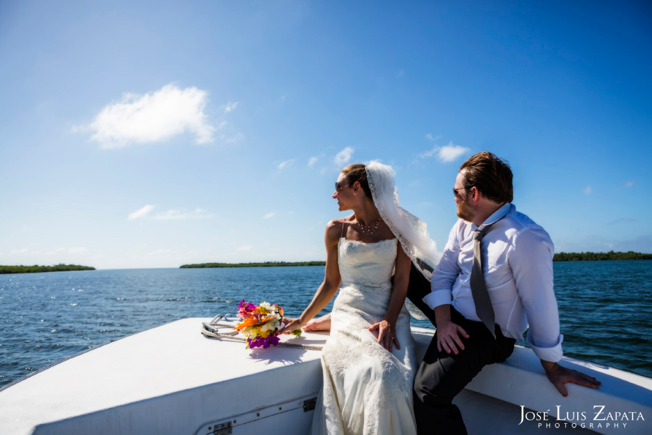 Trash the Vera Wang | Trash the Dress at Turneffe Island Resort | Destination Belize Wedding Photographer | Jose Luis Zapata Photography (29)