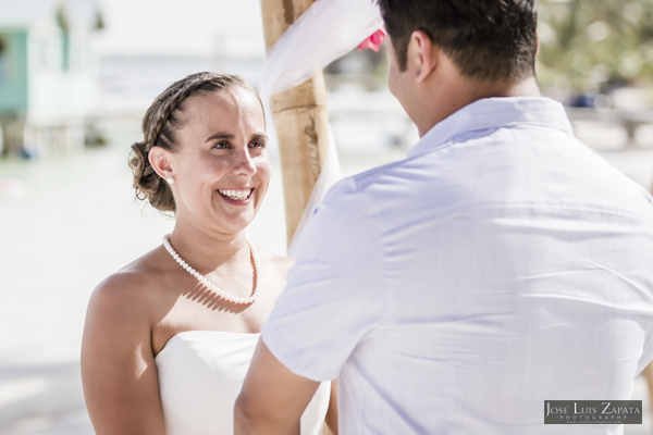 Belize Wedding at Tranquility Bay Resort, Ambergris Caye, Island Beach Wedding (11)