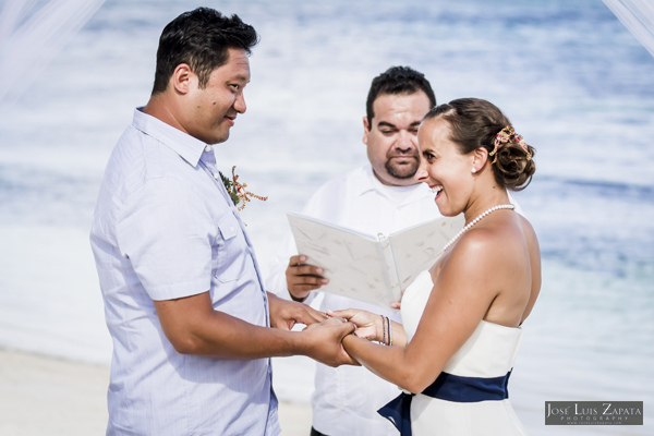 Belize Wedding at Tranquility Bay Resort, Ambergris Caye, Island Beach Wedding (14)