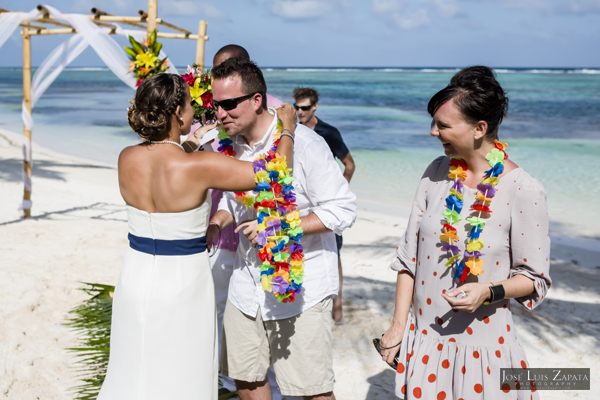 Belize Wedding at Tranquility Bay Resort, Ambergris Caye, Island Beach Wedding (20)
