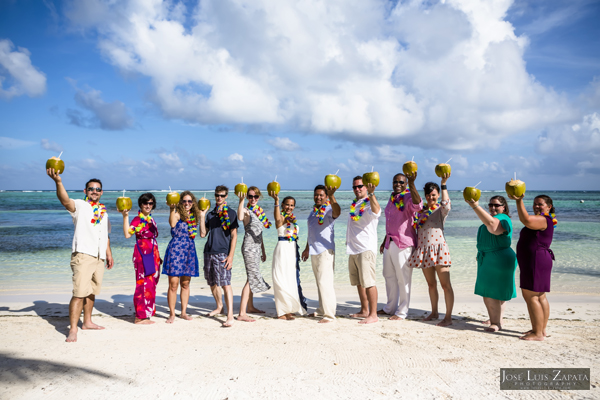 Belize Weddings, Ambergris Caye | Tranquility Bay Resort