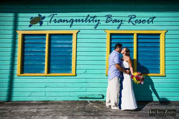 Belize Wedding at Tranquility Bay Resort, Ambergris Caye, Island Beach Wedding (29)