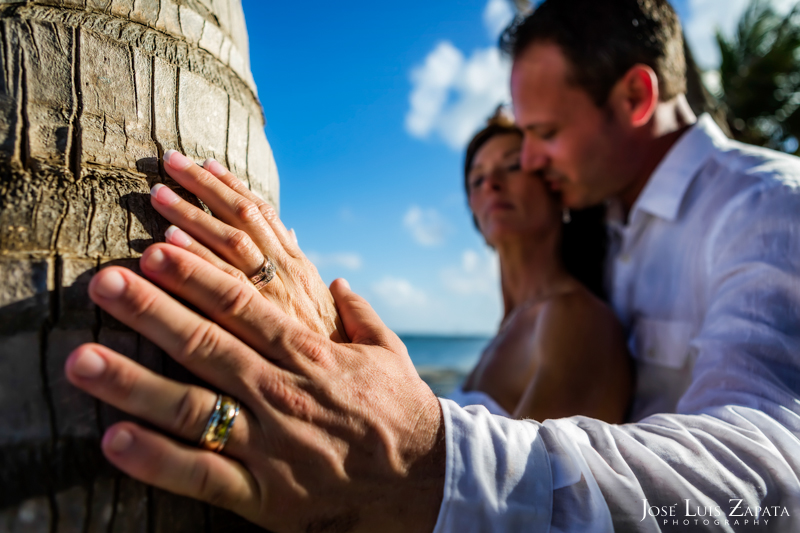 Las Terrazas Beach Wedding Ambergris Caye Belize Photographer (22)