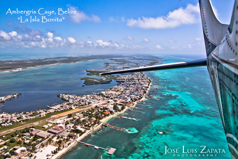 San Pedro Ambergris Caye Belize La Isla Bonita Jose Luis Zapata Photography
