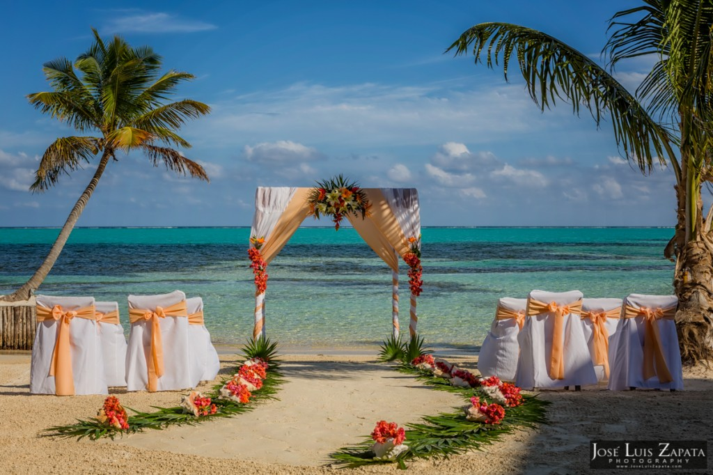 Belize Beach Wedding, X'Tan Ha Resort , Ambergris Caye Belize Photographer (1)