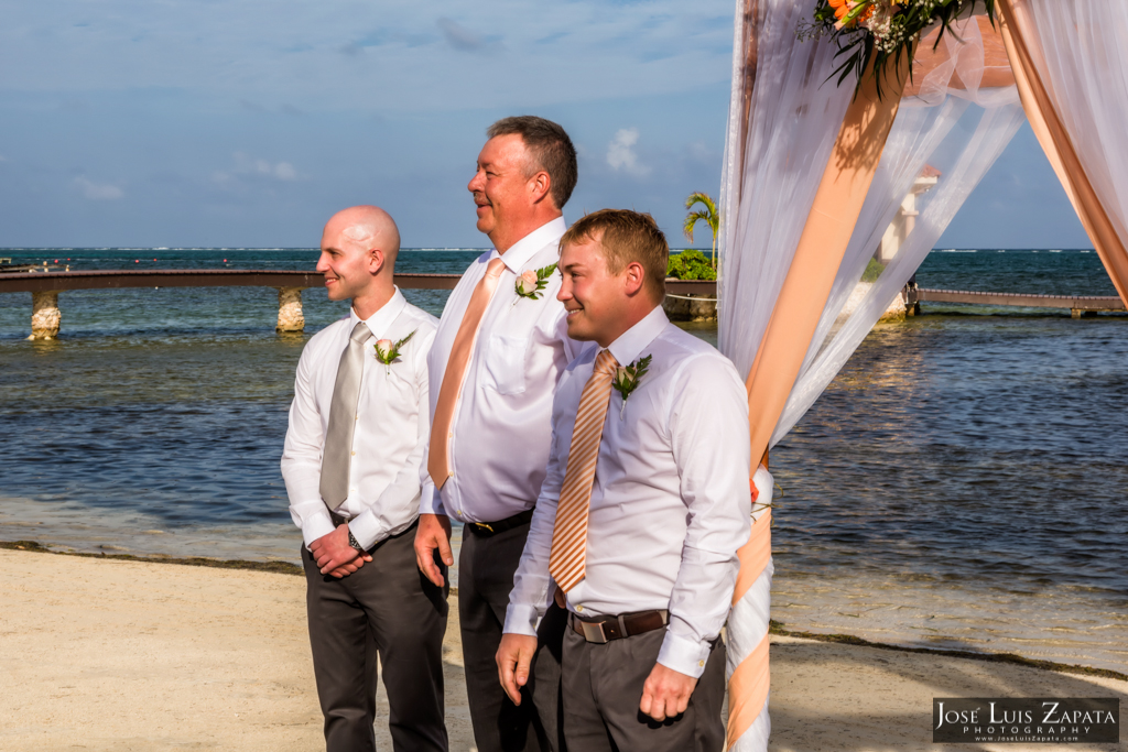 Coco Beach Belize Wedding, Ambergris Caye, Island Weddings (9)