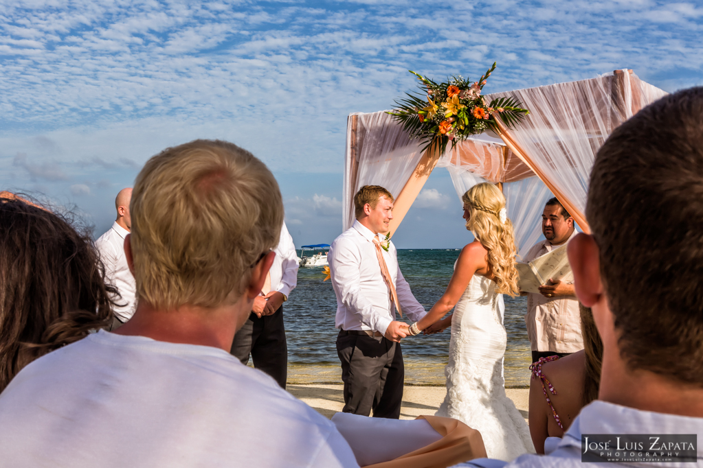 Coco Beach Belize Wedding, Ambergris Caye, Island Weddings (12)