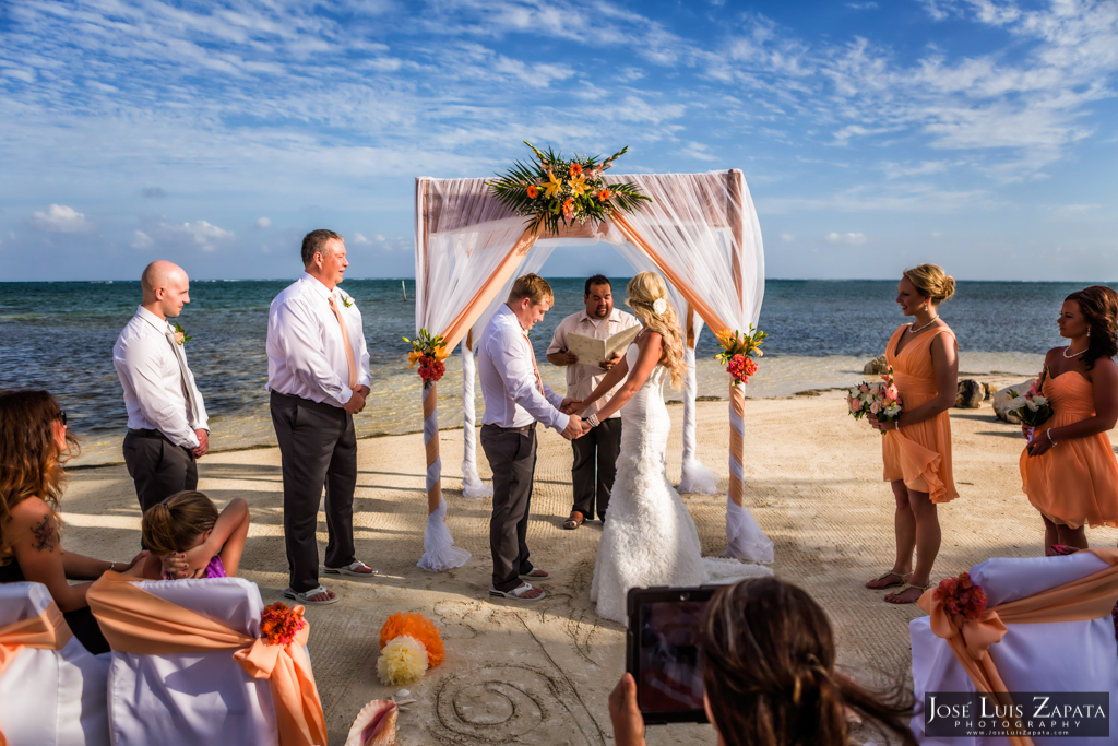 Coco Beach Belize Wedding, Ambergris Caye, Island Weddings (14)