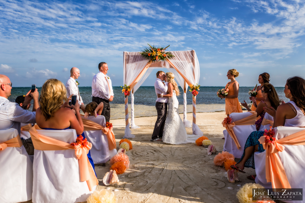 Coco Beach Belize Wedding, Ambergris Caye, Island Weddings (15)