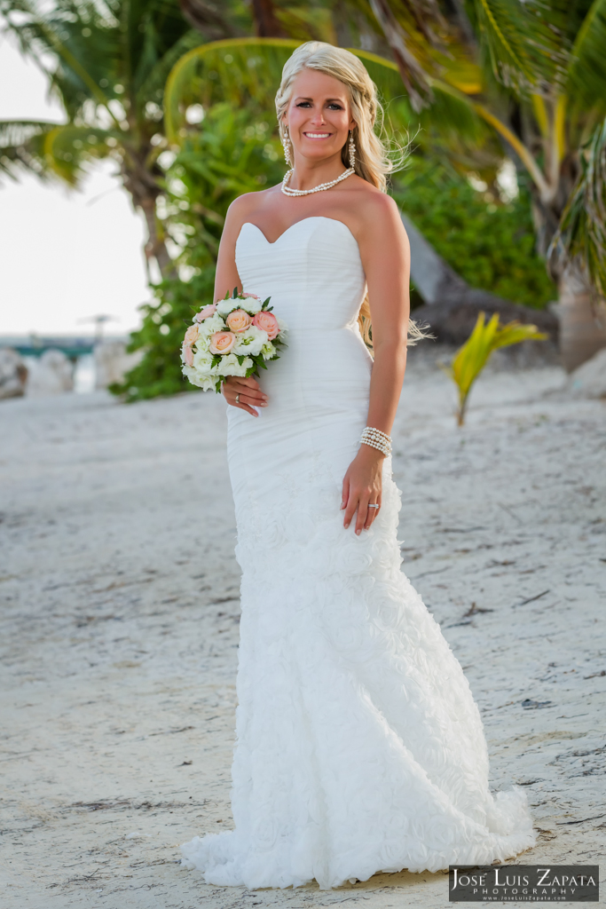 Coco Beach Wedding Belize - San Pedro, Ambergris Caye