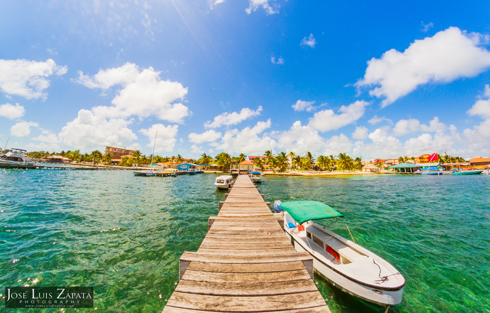 Ambergris Caye, Belize - San Pedro Town - La Isla Bonita - Jose Luis Zapata Photography - Belize Photographer, Best Wedding Locations 2014