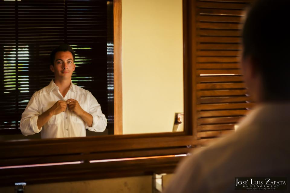 El Secreto Resort Wedding Photography, Ambergris Caye - Jose Luis Zapata Photographer - Weddings Belize -