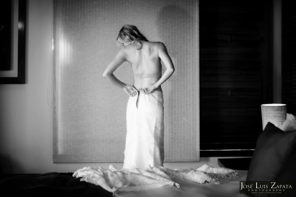 El Secreto Resort Wedding Photography, Ambergris Caye - Jose Luis Zapata Photographer - Weddings Belize