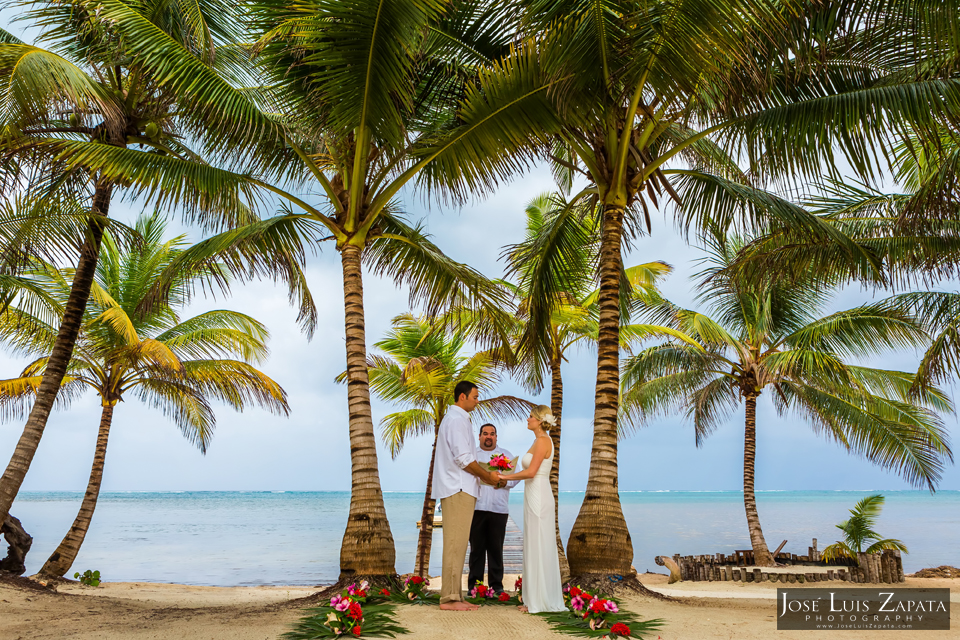 Ambergris Caye Wedding, El Secreto Resort, Belize - La Isla Bonita - Jose Luis Zapata Photography - Belize Photographer