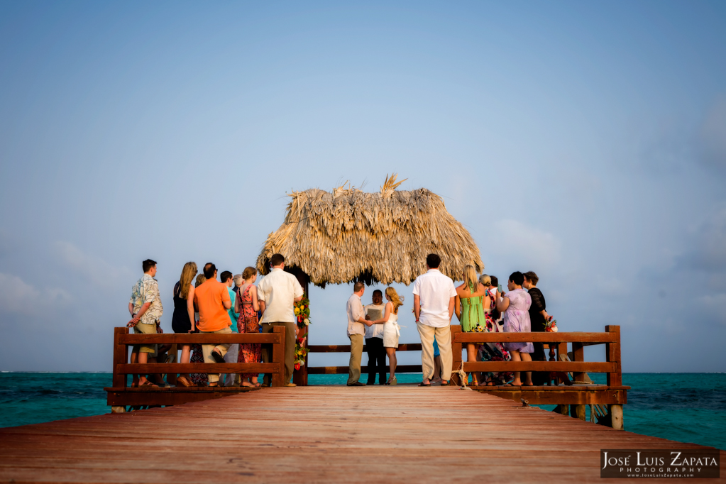 Ramon's Village Resort - Belize Wedding Photographer - Best Wedding Locations 2014 Ambergris Caye, Belize