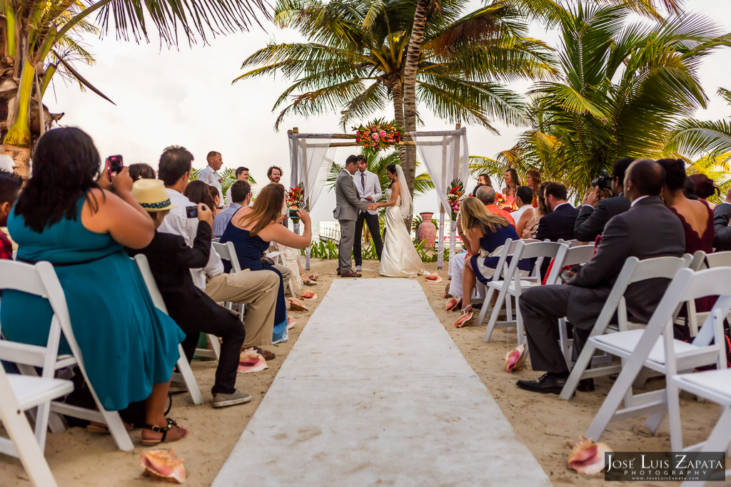 Las Terrazas - Belize Wedding Photographer - Jose Luis Zapata Photography