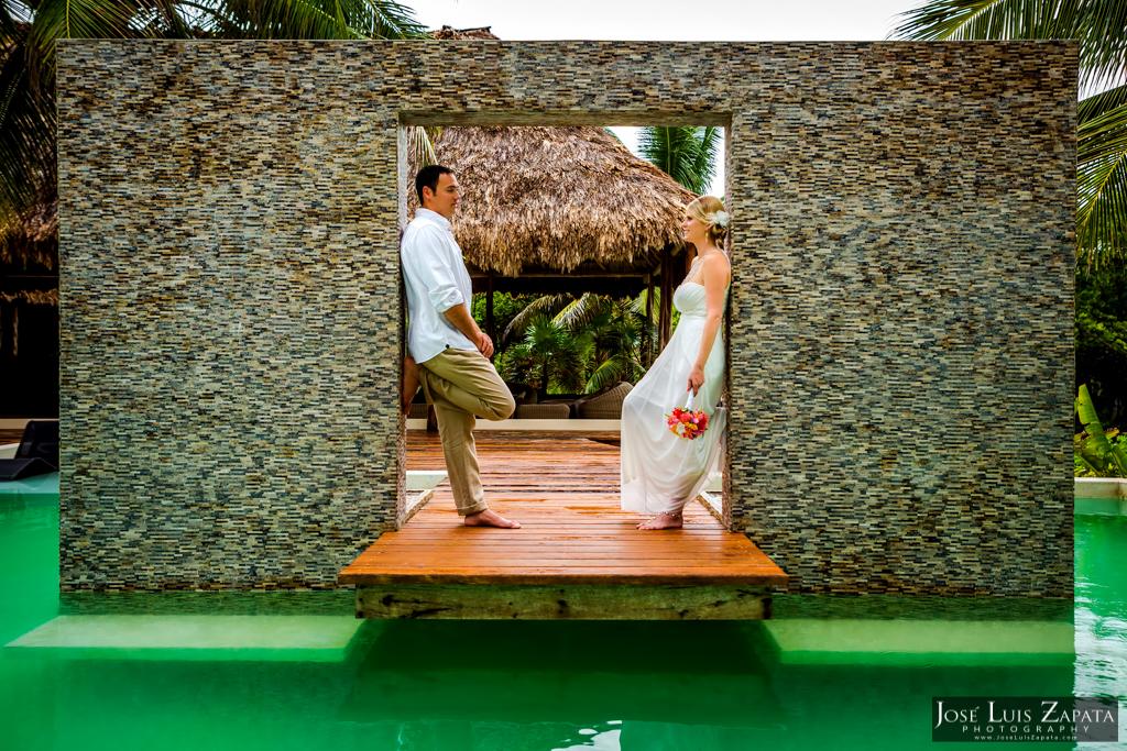San Pedro Barefoot Weddings. La Isla Bonita, Belize Photographer Jose Luis Zapata (7)