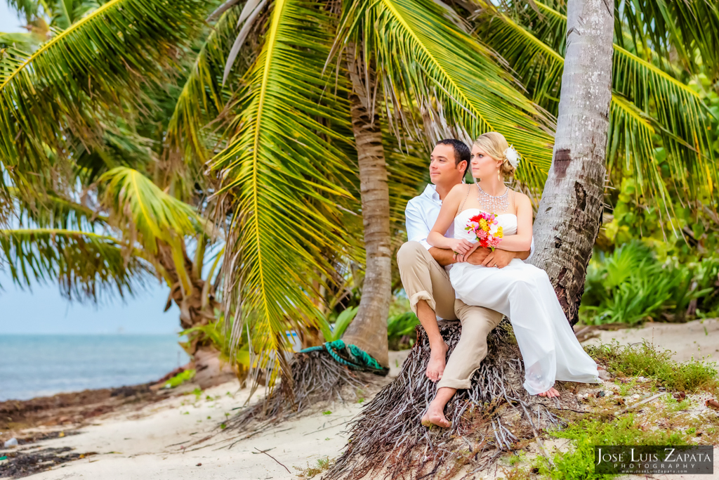 San Pedro Barefoot Weddings. La Isla Bonita, Belize Photographer Jose Luis Zapata (5)