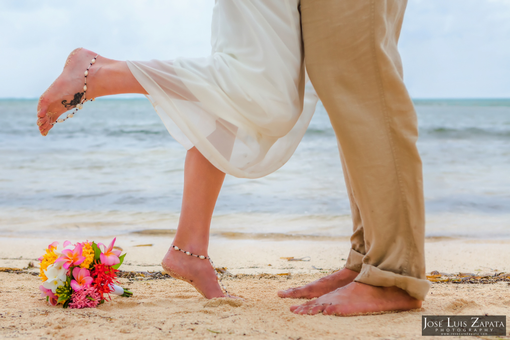 San Pedro Barefoot Weddings