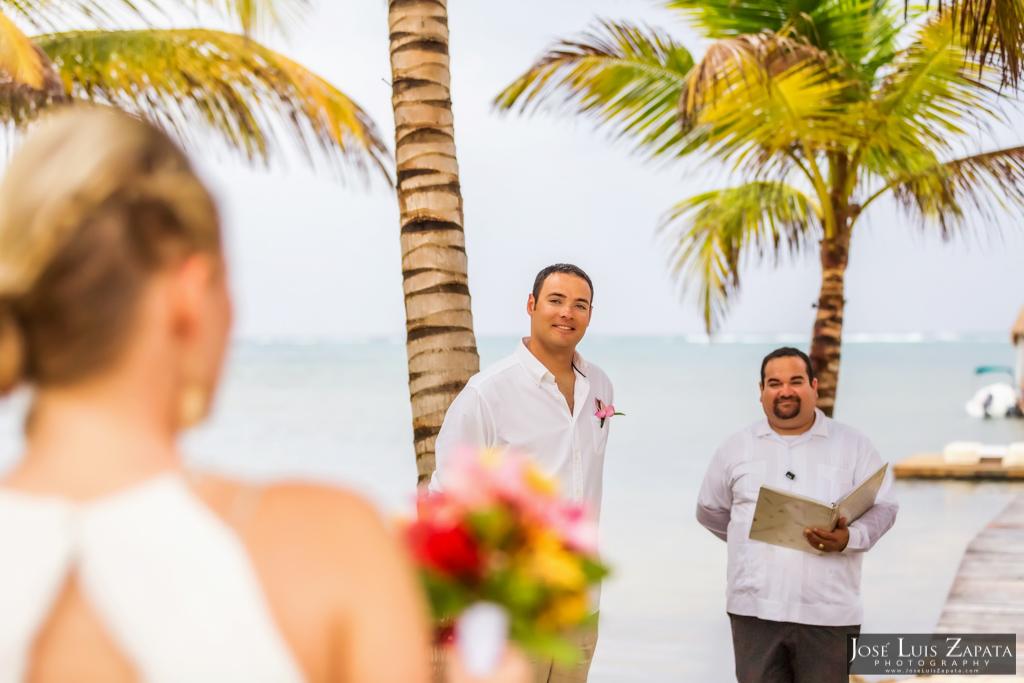 San Pedro Weddings. La Isla Bonita, Belize Photographer Jose Luis Zapata (9)
