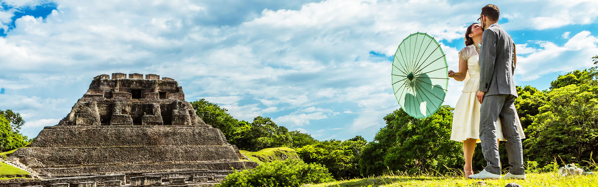 SACRED MAYAN RUINS WEDDINGS