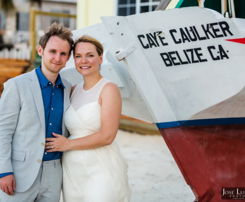 Caye Caulker Wedding Belize – La Isla Cariñosa