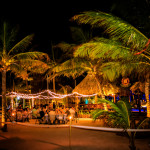 Ramon's Village Resort Beach Wedding Dinner Reception