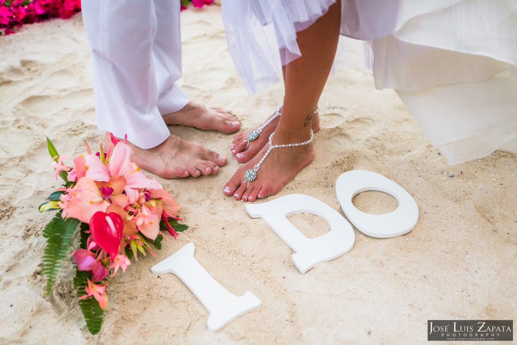 San Pedro Belize Weddings - Ambergris Caye - Belize Photographer