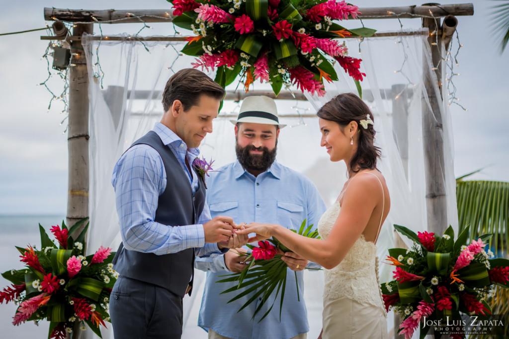 Portofino Beach Wedding - Destination Wedding Photography
