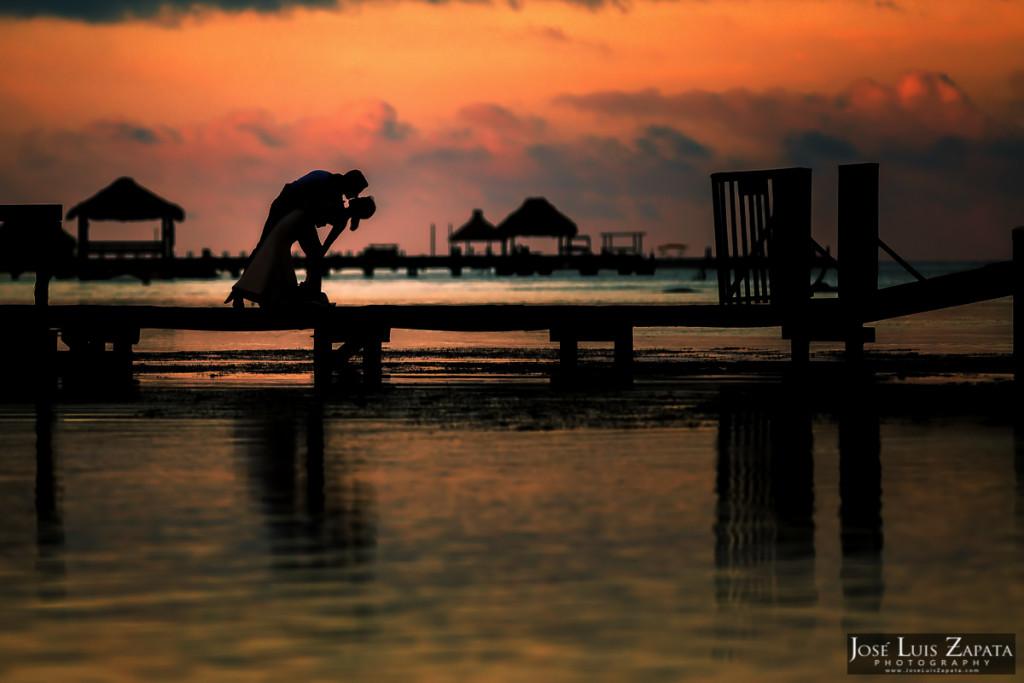 Portofino Beach Wedding - Belize Wedding - Destination Wedding Photography - Portofino Resort