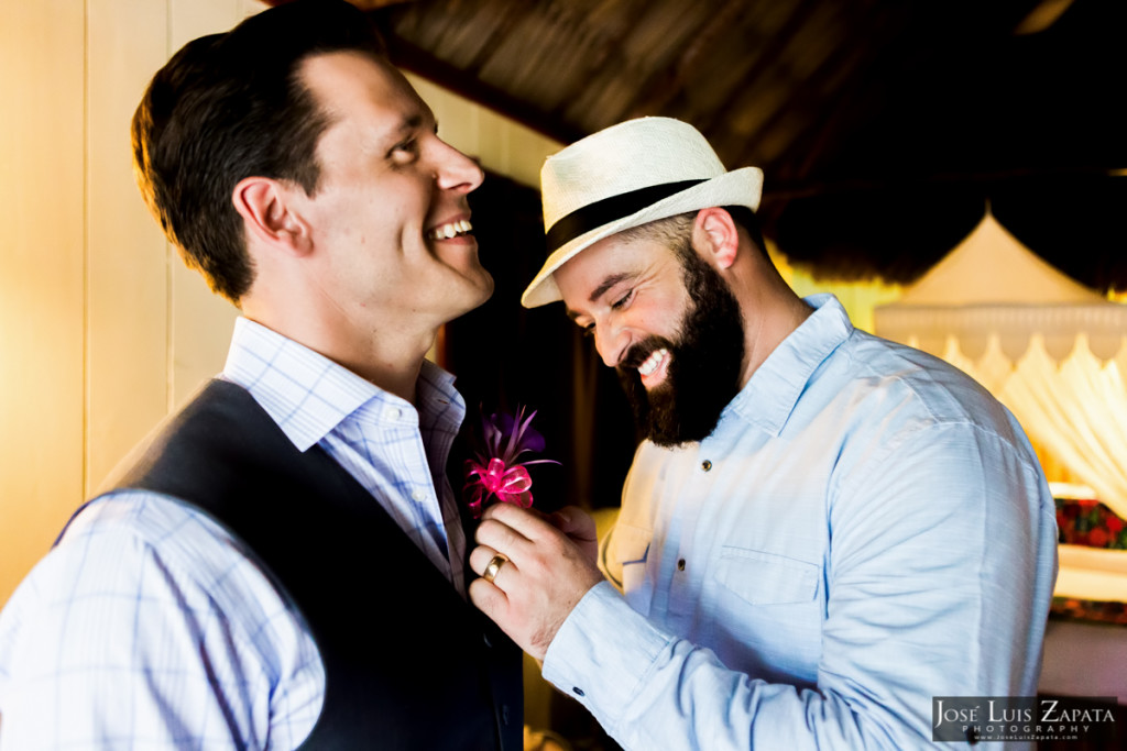 Portofino Belize Wedding - Destination Wedding Photography