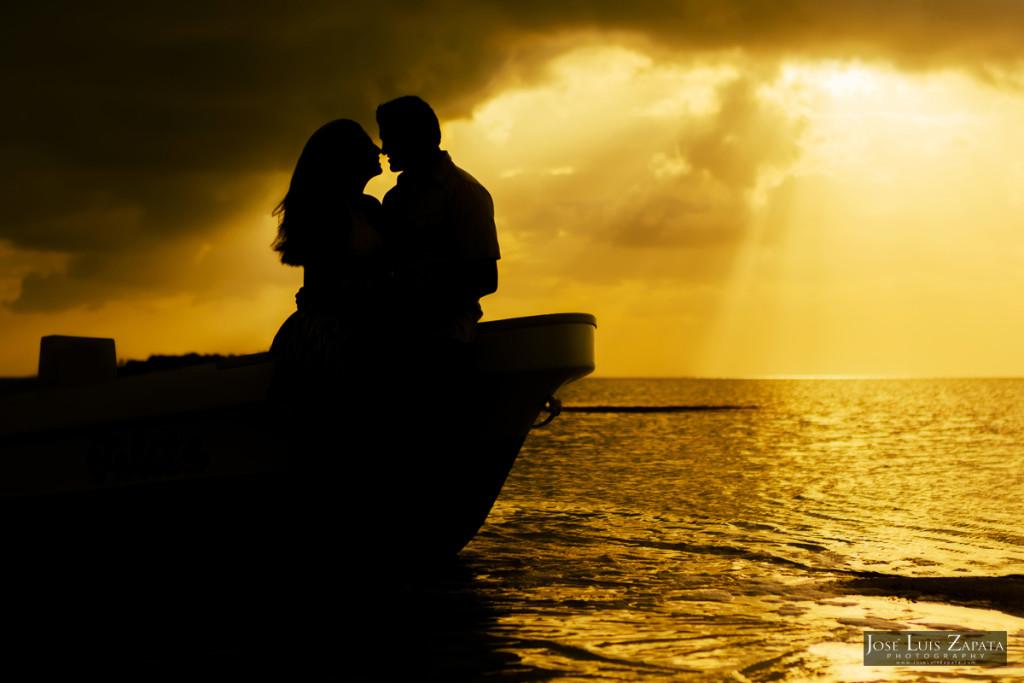 Sandbar Love in Ambergris Caye, San Pedro Belize