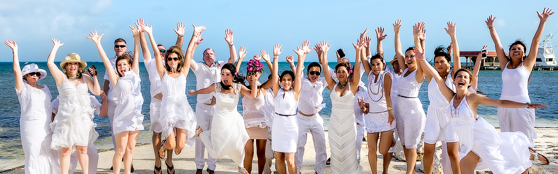 FUN BEACH WEDDINGS