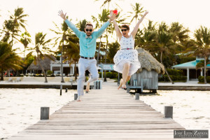 Victoria House Next Day Wedding Photo Shoot Ambergris Caye Belize