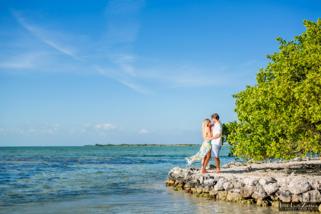 Cayo Espanto - Private Island Resort, Belize Engagement