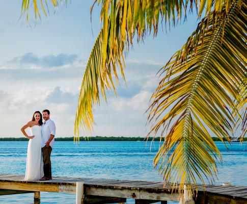Caye Caulker Elopement | Belize Wedding