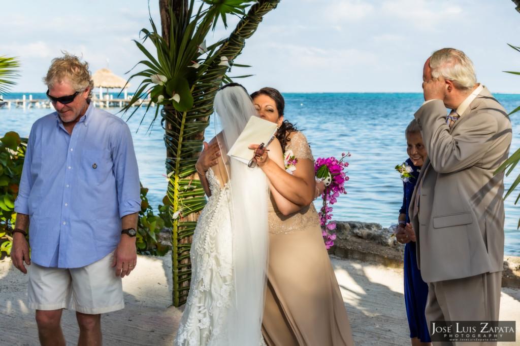 Xanadu Wedding Belize, Ambergris Caye, Belize