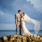 Xanadu Belize Wedding, Ambergris Caye, Belize